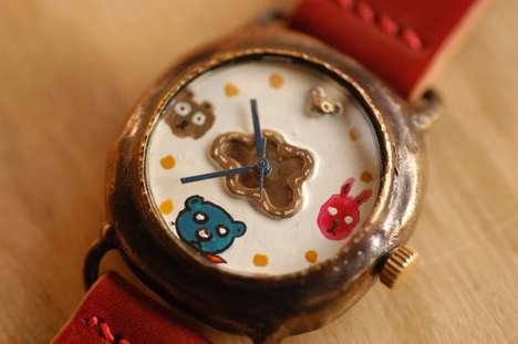 Steampunk Watch 1