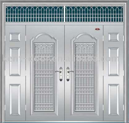 Steel door SS616