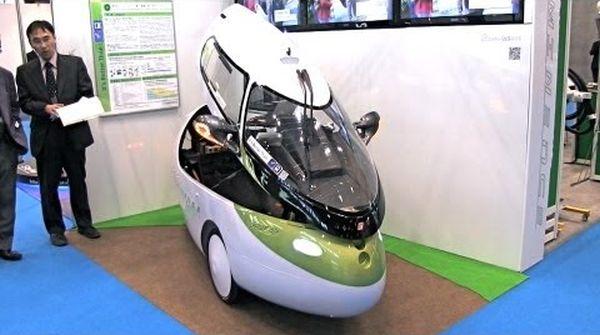 Street Legal, Ultra Compact EV