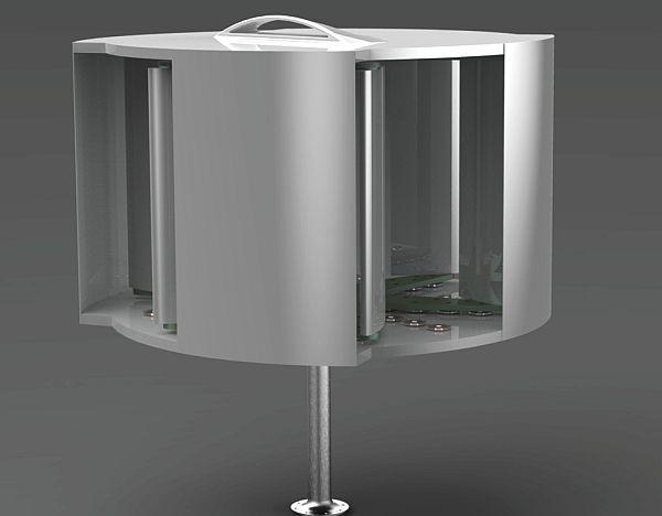 Subterfuge Wind Turbine