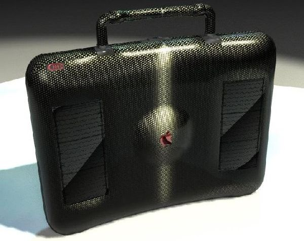 Suitcase CH-ID 1