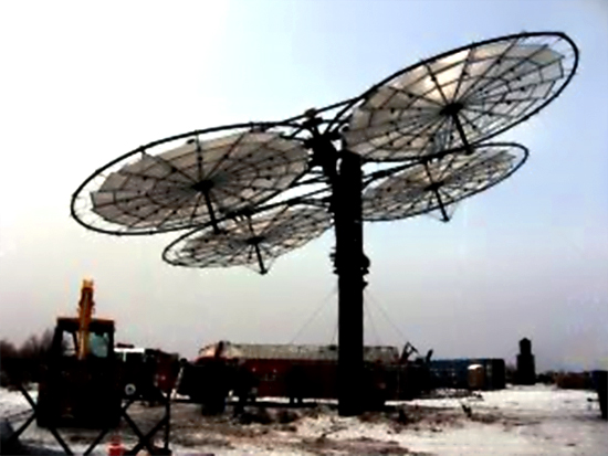 Eco Tech Iaus Debuts Dual Axis Solar Tracker For Cost