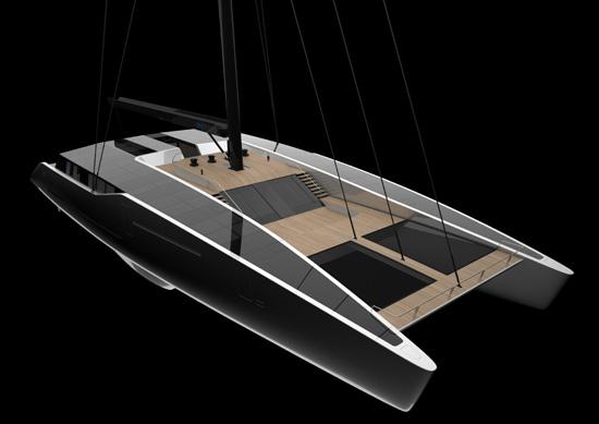 Eco Boats Sunreef Yachts One Fifty Catamaran Has A Pv