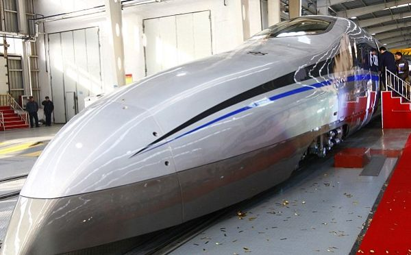 Super speed train