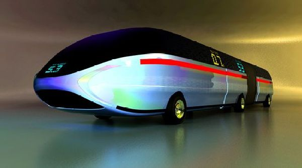 takht lahori zero emission bus