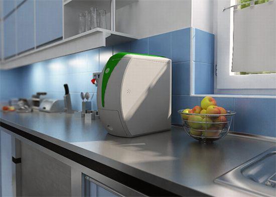 terraviva domestic composter 2