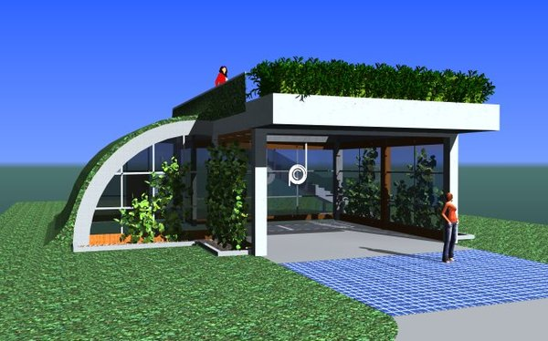 The Breathing Building: Garden as Building