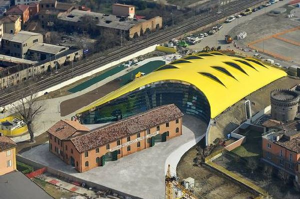 The Museo Casa Enzo Ferrari opens in Modena