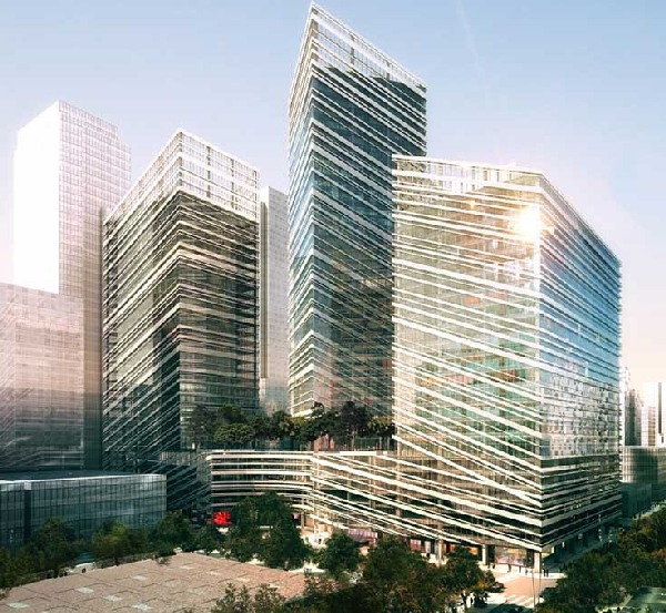 The Net Lima Tower The Philippines First Certified Green