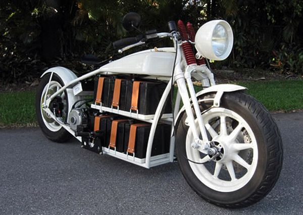 Amazing Electric Motorcycles Made In Garages Not