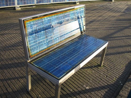 Energy Generating Furniture Units Ecofriend