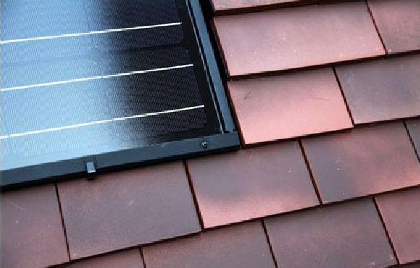 The Solarcentury 'C21e plain tile'