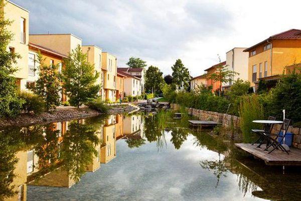 The World's Most Sustainable Neighborhood'