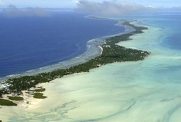 Threatened Pacific nation's escape plan is Fiji