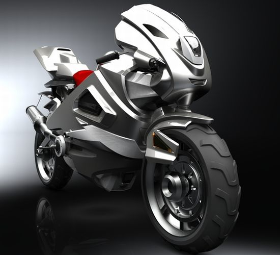 thrive hybride concept bike 2