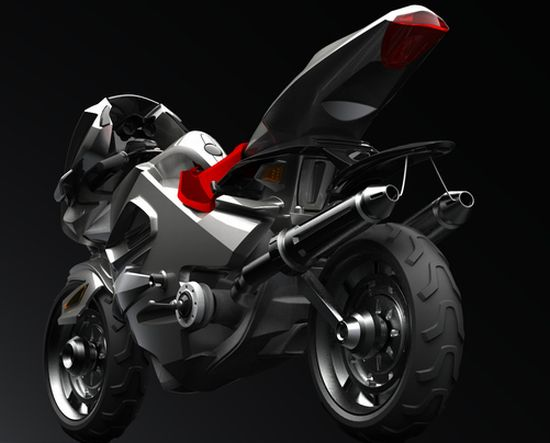 thrive hybride concept bike 3