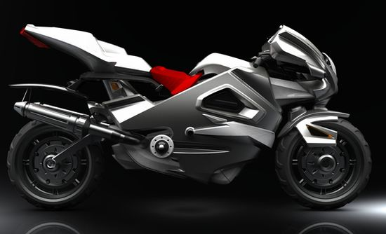 thrive hybride concept bike 4