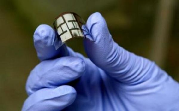 Tiny Folds Boost Performance of Solar Cells