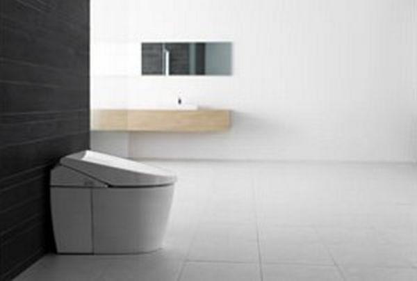 Toto Neorest AH type tankless toilet