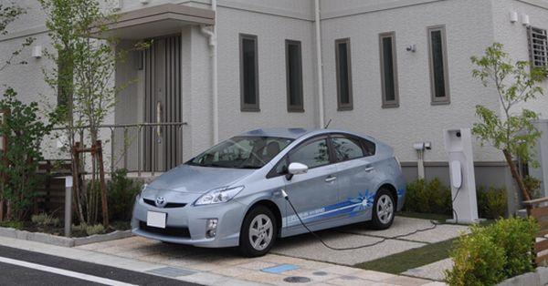Toyata electric vehicle