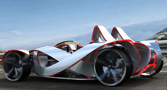 toyota mob concept car concept cars drive away 2day