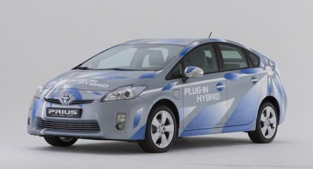 Toyota Prius hybrid