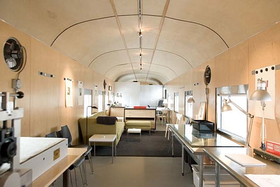 Eco Architecture Train Car Home In Portland Makes You Sleep
