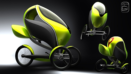 Best Trikes We Ll Need In The Green World Tomorrow Ecofriend