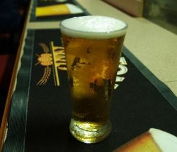 Turning beer into biofuel