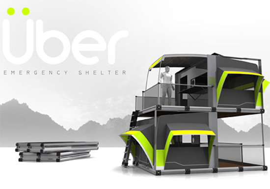 Emergency Shelter Systems : Sustainable housing solutions to tide across calamities