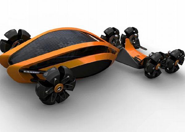 Unimog Tractor 6EV Concept
