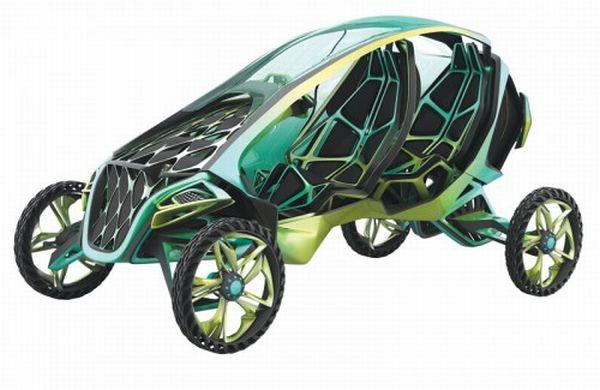Urban Cruiser Concept