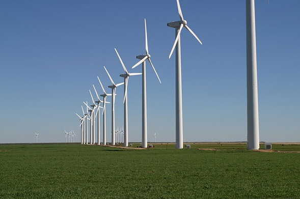 USA Wind Farm