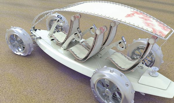 vehicles made not just for land transport8