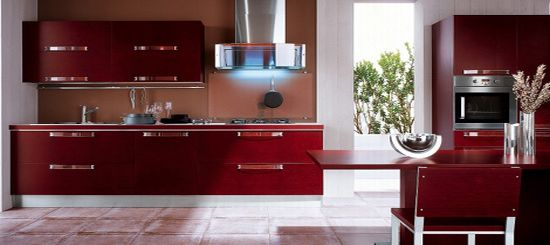 Eco friendly Bamboo Kitchen from Veneta Cucine - Ecofriend