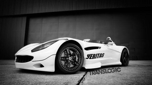 veritas rs iii hybrid 1