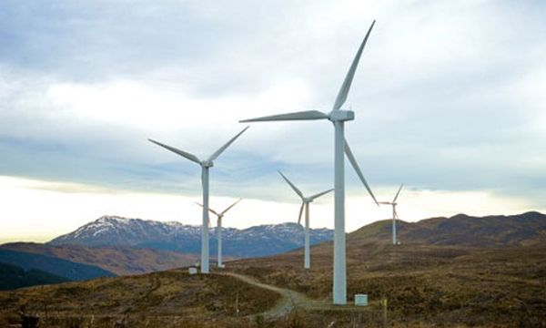 Viking wind farm approved