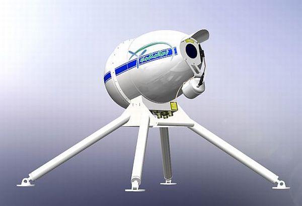 Vindicator laser system