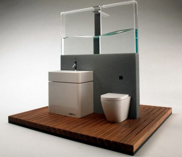 eco friendly shower options to help reduce water consumption ecofriend. Black Bedroom Furniture Sets. Home Design Ideas