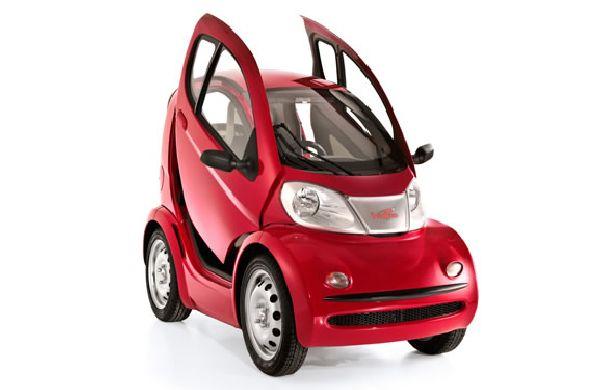 Volpe Zagato a mini electric car