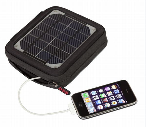 Green Gifts Solar Powered Chargers For Cellphones Ecofriend