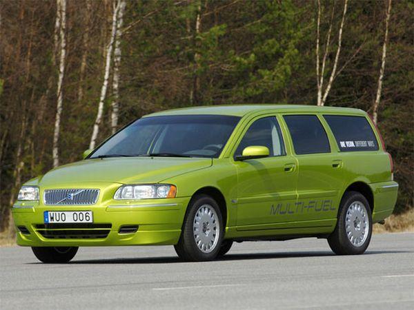 Volvo Multi-Fuel concept car