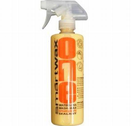 Wash & Wax Spray