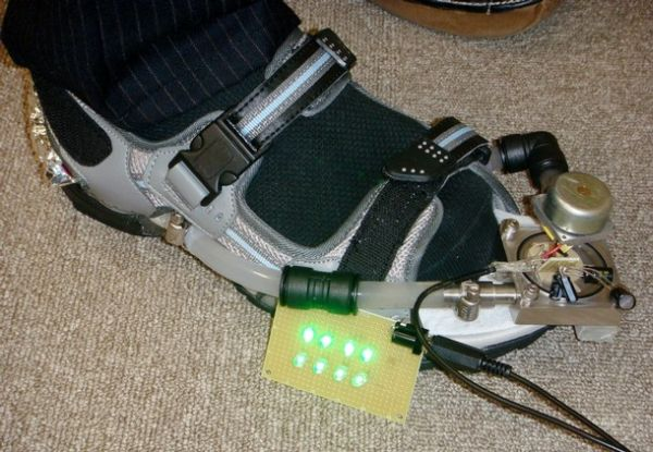 Ways to convert your footsteps into renewable energy