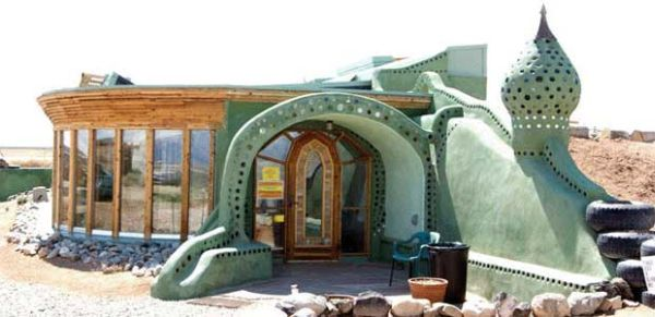 We Could Have America's First Urban Earthship, Whatever That Is