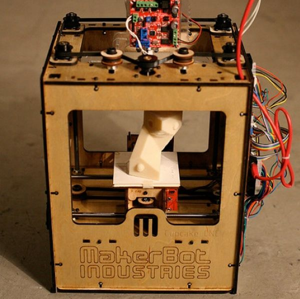 Will 3-D Printing Launch A New Industrial Revolution?