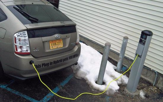 Wind Ed Ev Charging Station