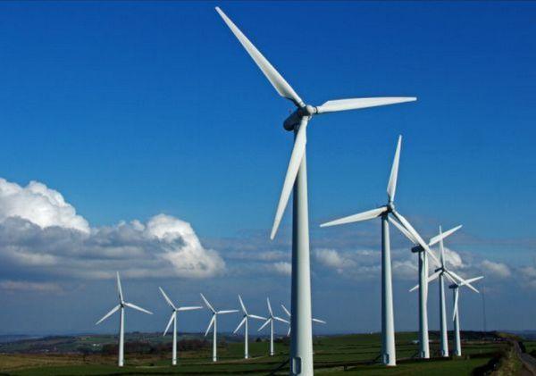 Wind Turbines Output