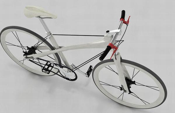 Wire bike