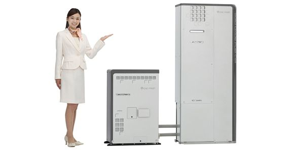 World-Class Efficiency Residential-Use Solid Oxide Fuel Cell (SOFC) Cogeneration System